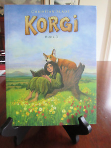 Korgi (Book 3): A Hollow Beginning by Christian Slade  New
