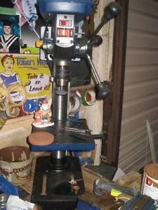 Mastercraft 5 Speed Pedestal Vertical Drill For Sale