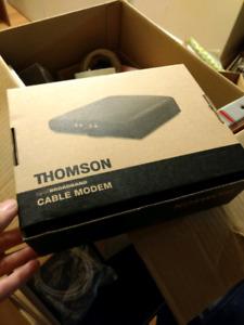 Thomson cable modem DCM476