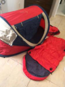 Tente pour bebe