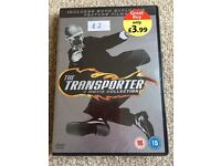 Transporter DVD Movie Collection