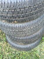 LT265/70R18. Tires.