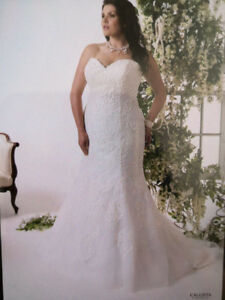 Excellent condition wedding dress