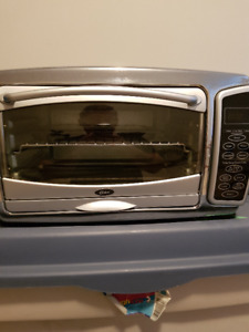 Stainless steel digital  toaster oven