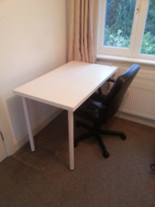 Moving out sale   |   Desks, chairs and more