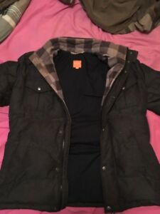 Men's Hugo boss winter jacket