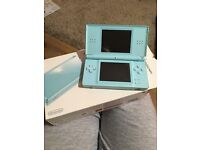 Nintendo DS lite with 12 games