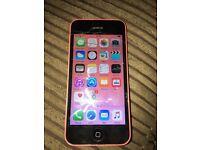 IPhone 5c pink 32gb