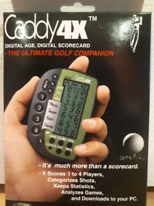 Caddy 4X Electronic Golf Scorecard
