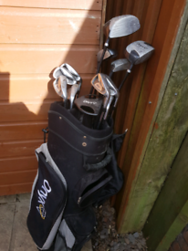 Golf clubs TAKING OFFERS