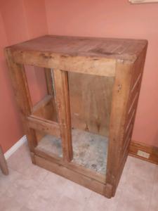 Antique Icebox