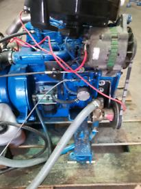 Kubota 16hp marinised engine