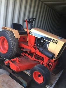 Early 70s case 442 lawn tractor  Stratford Kitchener Area image 2