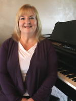 VOICE & PIANO Lessons - Registration open for JANUARY!