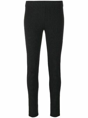 BNWT Joseph Pin-Stripe Gaberdine Stretch Leggings FR 38/ UK 10 - RRP £190