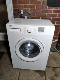 Beko slim washing machine