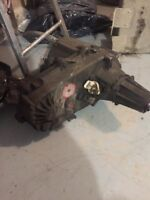 Np231 transfer case for Jeep