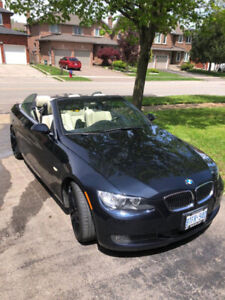2008 BMW 3-Series 335i Coupe (2 door)  HARD TOP convertible  RWD