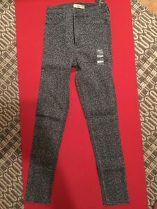 Size 2 High Rise Abercrombie Jeggings