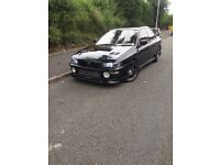 SUBARU IMPREZA WRX VERY CLEAN INSIDE OUT PRIVATE PLATE LOADS OF MODS QUICK SALE