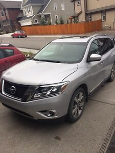 2013 PATHFINDER WITH EVERY AVAILABLE OPTION