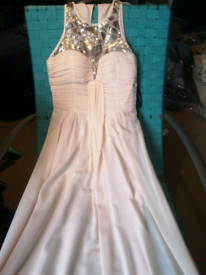 Ladies Beautiful ball gown type dress. Brand new. Size 10