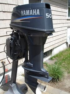 Wanted:   Good running 50 hp outboard
