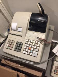 Sharp ER-A310 Upgraded Cash Register