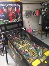 Stern world poker tour pinball machine Narellan Camden Area Preview