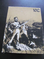 1975 THE WAR OF 1812 GAME Gamma Two Games