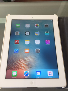 Apple iPad Wi-Fi + Cellular - 3rd gen - tablet - 32 GB - white