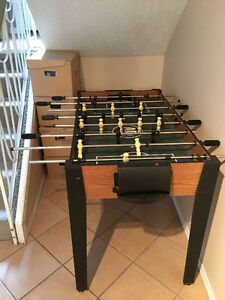 Foosball Table NEED GONE THE END OF THE MONTH Edmonton Edmonton Area image 1
