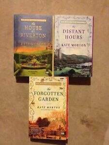 Kate Morton books for sale...5.00 each