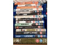 Blu Ray's for sale