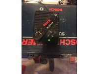 Bosch 24v charger and case
