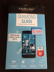 Samsung Galaxy Note 4 Glass Screen Protector