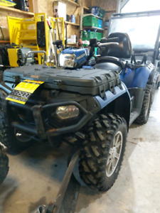 Reduced!  2014 Polaris Sportsman 850 xp HO touring
