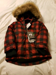 Roots canada toddler coat