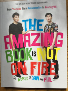 The Amazing Book is not on Fire - Hard Cover