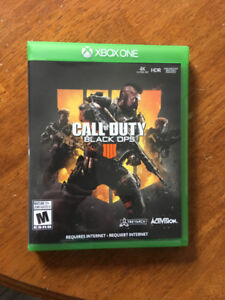 Call of Duty Black Ops 4 (Xbox One) $65