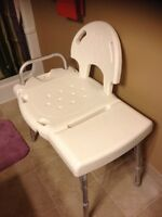 Transfer seat/ shower chair