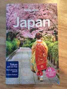 Japan Lonely Planet Travel Book 2016