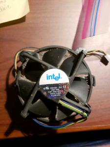 Heatsink/ventilateur de processeur Intel