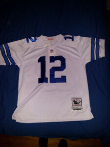 New Dallas Cowboys - STAUBACH - Mitchell & Ness jersey