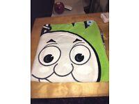 Retro Thomas Bedding, Towel, Cushion and bag
