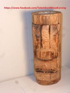 Tiki wood carvings Peterborough Peterborough Area image 5