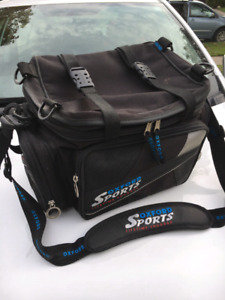Motorcycle tail pack Oxford sports
