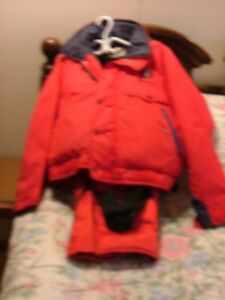 Floater Jacket with Bib pant, Wetsuits