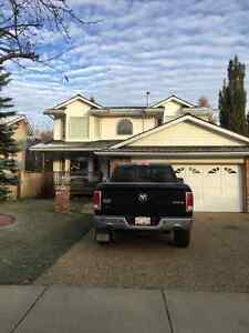 Beautiful family home for rent in Erin ridge.