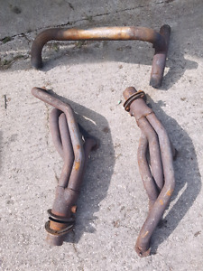 Chevy truck headers